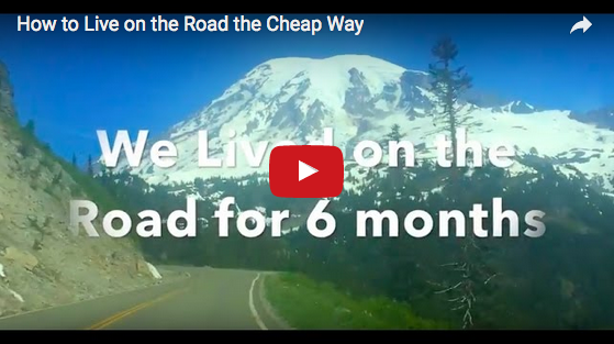 Live on the Road Cheap Travel